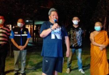 <span>#เดย์ไทม์นิวส์ออนไลน์  อยุธยา – เทศบาลนครพระนครศรีอยุธยาปล่อยขบวนรถพ่นน้ำฆ่าน้ำยาเชื้อในพื้นที่เกาะเมือง เพื่อสร้างความมั่นใจให้กับพี่น้องประชาชน</span>